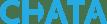 CHATA BLUE logo